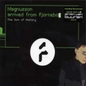 Magnusson arrived from Fjörnebö - The Son Of History