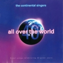 The Continentals - All over the world - 40 years more than music