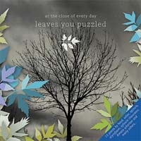 at the close of every day - Leaves you puzzled