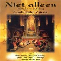 Continental Voices - Niet alleen