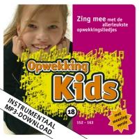 Opwekking Kids - Opwekking Kids 18 Instrumentaal