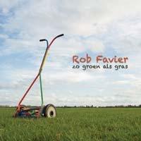 Rob Favier - Zo groen als gras