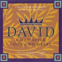 The Continentals - David (a man after God's own heart)