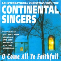 The Continentals - O come all ye faithfull