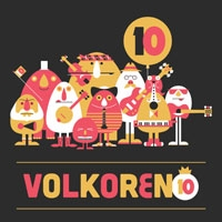 Various Artists - VOLKOREN 10th anniversary compilation