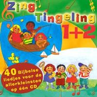 Zing Tingeling - 40 Bijbelse liedjes voor de allerkleinsten