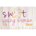 Sweet young woman tour
